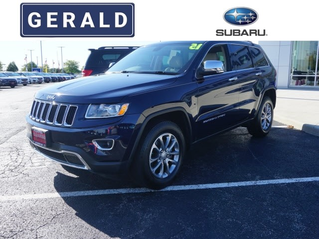 Captivating Pre Owned 2015 Jeep Grand Cherokee 4wd 4dr Limited 4x4 Limited 4dr Rh  Geraldnissannorthaurora Com 1996 Jeep Cherokee Country Parts Jeep Cherokee  Engine ...