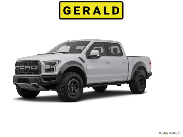 Pre-Owned 2017 Ford F-150 Raptor With Navigation