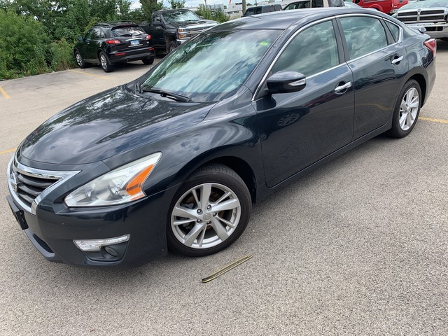 Pre-Owned 2013 Nissan Altima 2 5 Front Wheel Drive Sedan