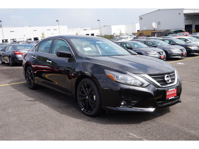 New 2017 Nissan Altima 2 5 Sr 4dr Sedan Midyear Release. 2017 Nissan Altima  2 5 Sr In Jacksonville Nc Don Williamson