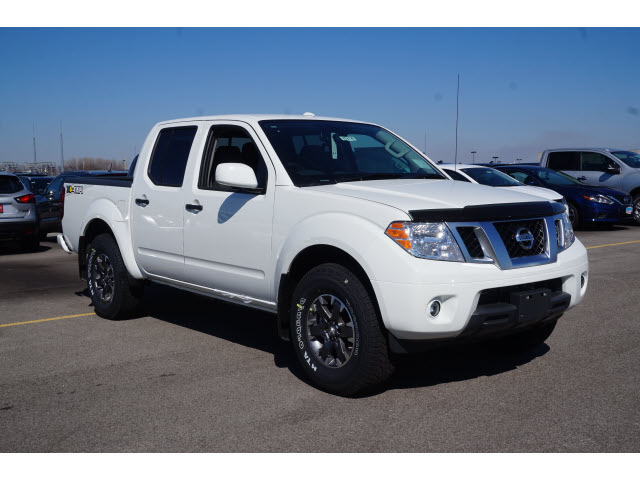 new 2018 nissan frontier crew cab 4x4 pro 4x auto 4x4 pro 4x 4dr crew cab 5 ft sb 5a in north. Black Bedroom Furniture Sets. Home Design Ideas