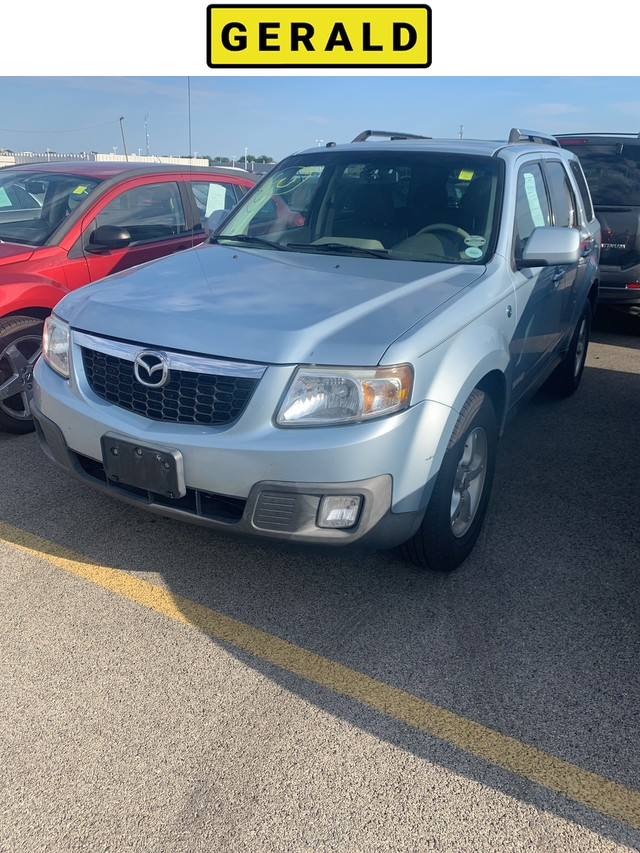 Pre-Owned 2008 Mazda Tribute Grand Touring Four Wheel Drive SUV