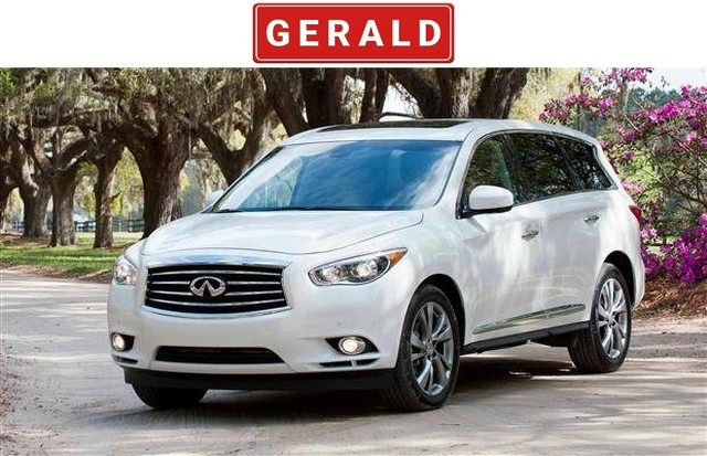 Pre Owned 2017 Infiniti Jx35