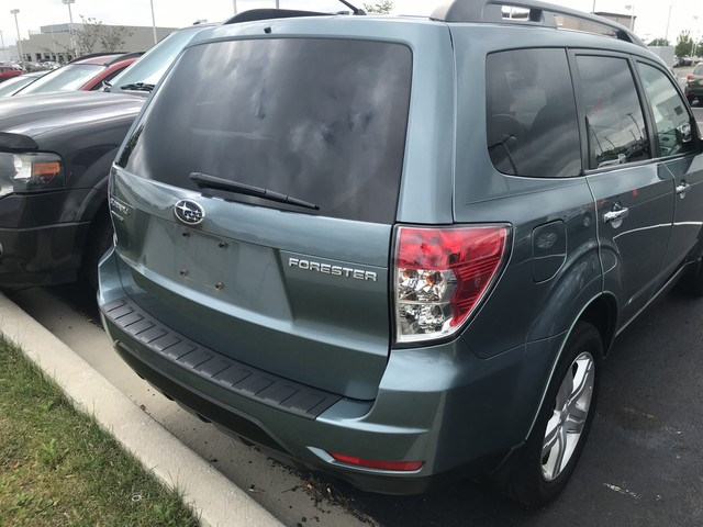 Pre-Owned 2010 Subaru Forester X AWD