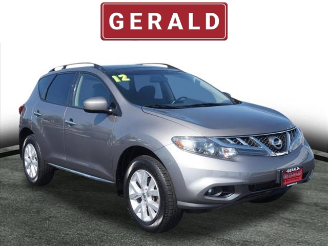 Great Pre Owned 2012 Nissan Murano SV