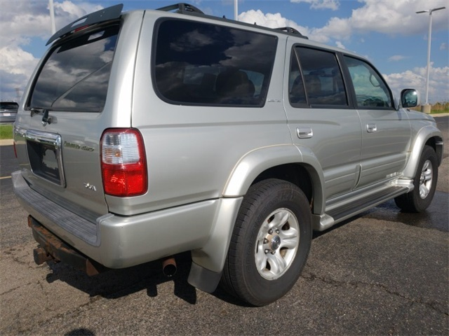 Pre Owned 2002 Toyota 4Runner Limited