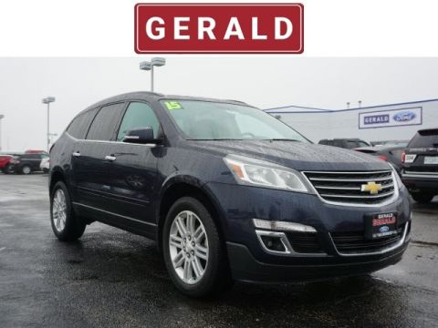 Pre-Owned 2015 Chevrolet Traverse SUV