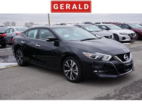 New Nissan Maxima Gerald Nissan Of North Aurora
