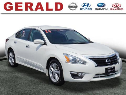 Certified Pre-Owned Nissan | Nissan Dealer near St. Charles, IL