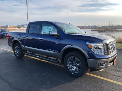 New Nissan Titan | Gerald Nissan of North Aurora