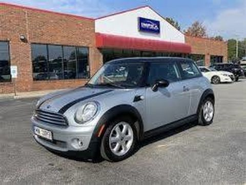 Pre-Owned 2009 MINI Cooper Hardtop